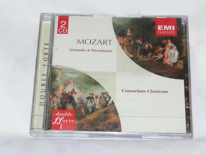 MOZART-SERENADES-DIVERTIMENTI-CONSORTIUM-NEW-CD