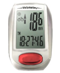 VELOMETER-CY-312B-WIRELESS-12-FUNCTION-CYCLE-COMPUTER